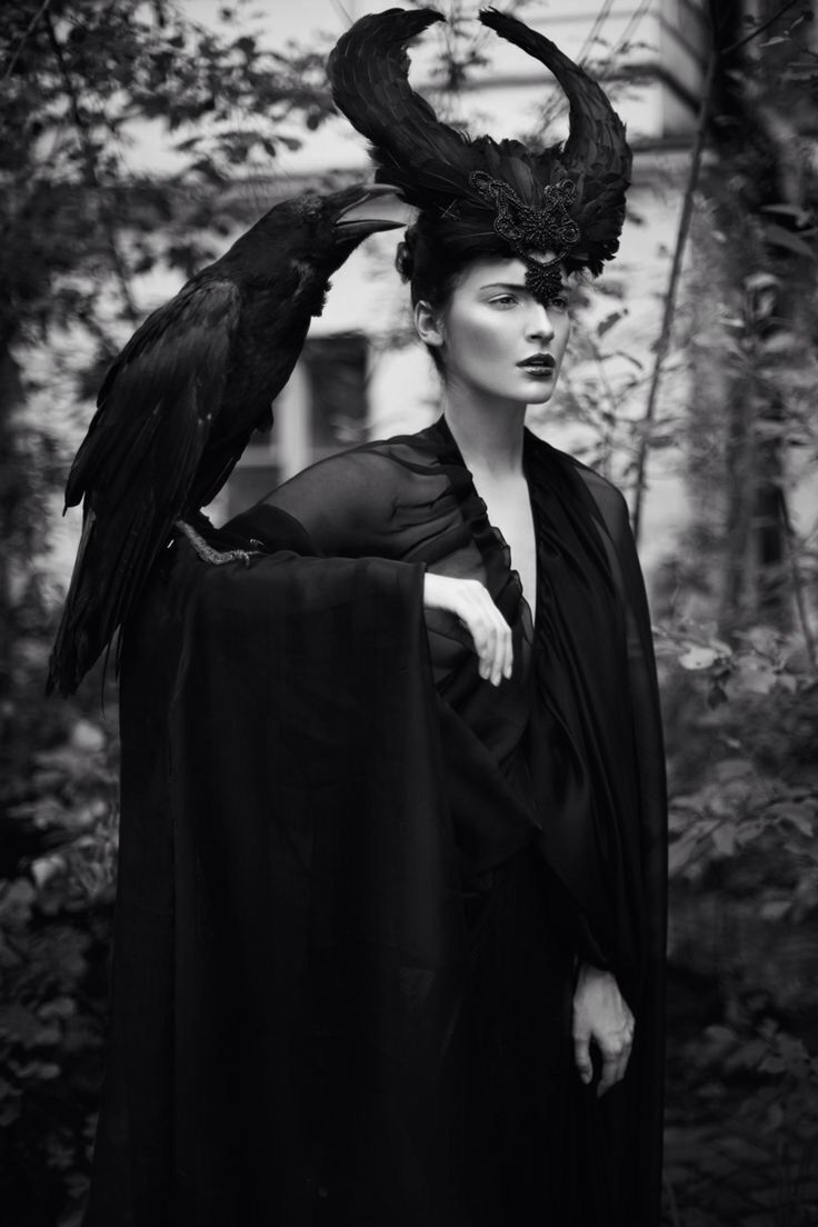 Quoth The Ravennever More The Magick Of Ravens And Crows In