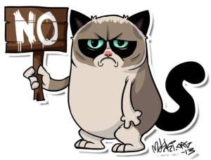 grumpty no