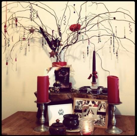 pet altar