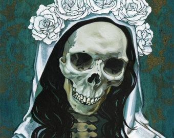 Santa Muerte The Virgin Mother S Kick Ass Sister And Beloved